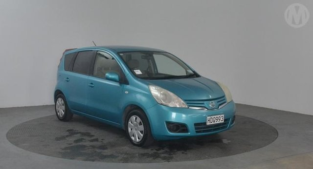 Used Nissan Note  , 2008 Nissan Note Green Continuous Variable Hatchback