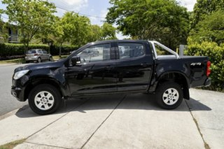 2015 Holden Colorado RG MY16 LS-X Crew Cab Black 6 Speed Sports Automatic Utility