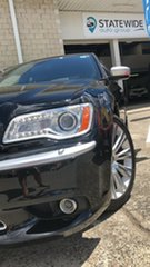 2012 Chrysler 300 LX MY13 C Luxury Black 5 Speed Sports Automatic Sedan