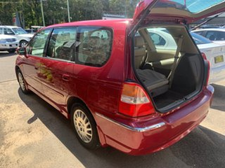 2000 Honda Odyssey MY2000 v6 L Maroon 4 Speed Automatic Wagon