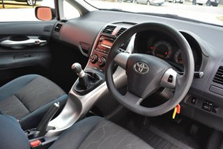 2009 Toyota Corolla ZRE152R MY10 Ascent Grey 6 Speed Manual Hatchback
