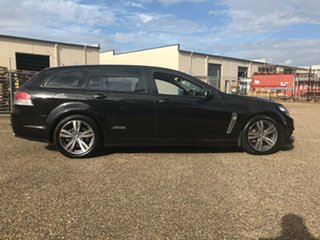2013 Holden Commodore VF MY14 SS Sportwagon Black 6 Speed Sports Automatic Wagon.