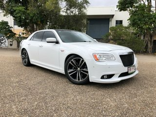 2013 Chrysler 300 LX MY13 SRT-8 Core White 5 Speed Sports Automatic Sedan.