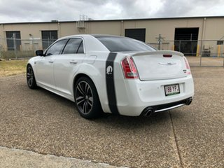 2013 Chrysler 300 LX MY13 SRT-8 Core White 5 Speed Sports Automatic Sedan