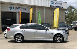 2011 Holden Commodore VE II MY12 SV6 Silver 6 Speed Sports Automatic Sedan