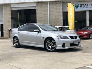 2011 Holden Commodore VE II MY12 SV6 Silver 6 Speed Sports Automatic Sedan.