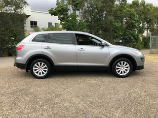 2009 Mazda CX-9 TB10A3 MY10 Classic Silver 6 Speed Sports Automatic Wagon