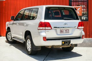 2009 Toyota Landcruiser VDJ200R MY10 GXL Silver 6 Speed Sports Automatic Wagon