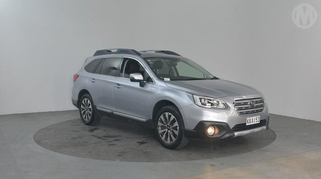 Used Subaru Outback  , 2017 Subaru Outback 3.6R Silver 6 Speed Continuous Variable Wagon