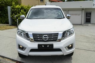 2015 Nissan Navara D23 RX 4x2 White 7 Speed Sports Automatic Utility
