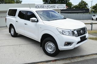 2015 Nissan Navara D23 RX 4x2 White 7 Speed Sports Automatic Utility.