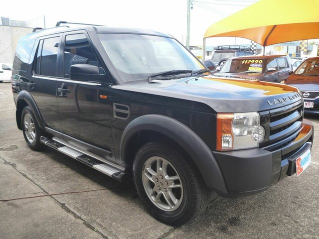 Used Land Rover Discovery 3  S, 2007 Land Rover Discovery 3 S Black 6 Speed Sports Automatic Wagon