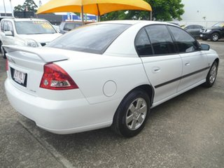 2003 Holden Commodore VY Acclaim White 4 Speed Automatic Sedan