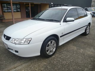 2003 Holden Commodore VY Acclaim White 4 Speed Automatic Sedan.