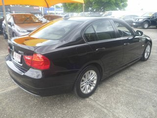 2009 BMW 320i E90 MY10 Executive Steptronic Black 6 Speed Sports Automatic Sedan