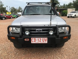 2004 Ford Courier PH XLT Super Cab Hurricane Silver 5 Speed Manual Utility