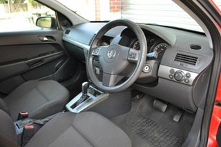 2007 Holden Astra AH MY07 CD Red 4 Speed Automatic Wagon