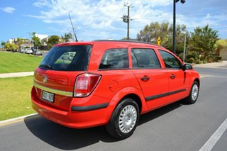2007 Holden Astra AH MY07 CD Red 4 Speed Automatic Wagon.