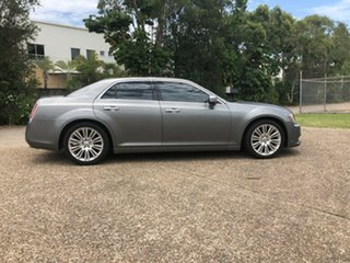 2012 Chrysler 300 LX MY12 C E-Shift Luxury Silver 8 Speed Sports Automatic Sedan