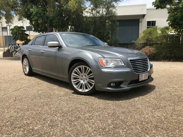 Used Chrysler 300 LX MY12 C E-Shift Luxury, 2012 Chrysler 300 LX MY12 C E-Shift Luxury Silver 8 Speed Sports Automatic Sedan