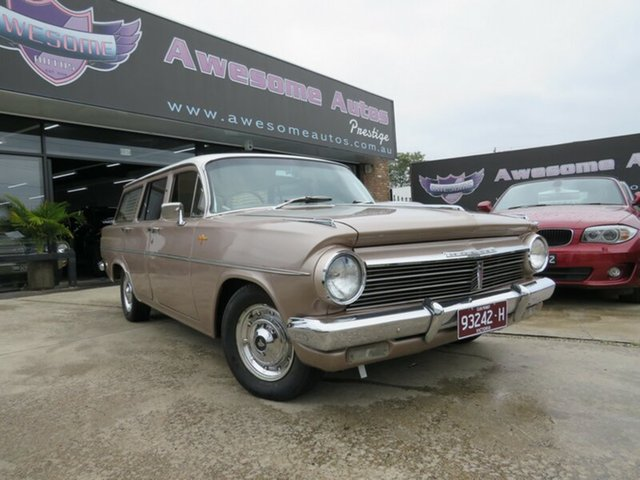 Used Holden EH  , 1964 Holden EH PREMIER Rose Pink Pearl 3 Speed Manual Wagon