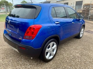 2015 Holden Trax TJ MY15 LTZ Blue 6 Speed Automatic Wagon.