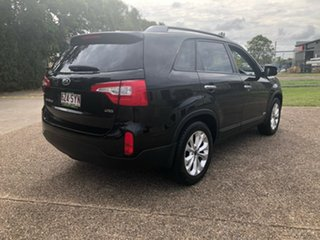 2013 Kia Sorento XM MY13 SLi 4WD Black 6 Speed Sports Automatic Wagon