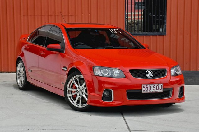 Used Holden Commodore VE II MY12.5 SS V Z Series, 2012 Holden Commodore VE II MY12.5 SS V Z Series Red 6 Speed Sports Automatic Sedan