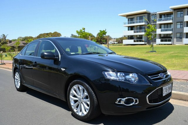 Used Ford Falcon FG MkII G6 EcoBoost, 2012 Ford Falcon FG MkII G6 EcoBoost Black 6 Speed Sports Automatic Sedan