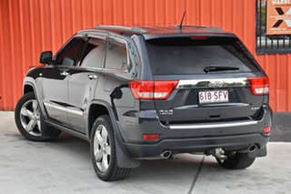 2012 Jeep Grand Cherokee WK MY2012 Limited Grey 5 Speed Sports Automatic Wagon.