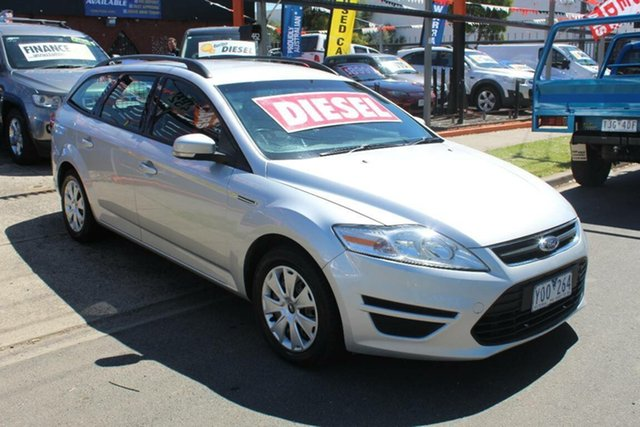 Used Ford Mondeo MC LX TDCi, 2011 Ford Mondeo MC LX TDCi Silver 6 Speed Direct Shift Wagon