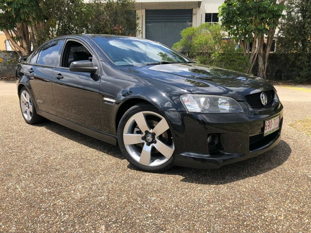 Used Holden Commodore VE SS V, 2007 Holden Commodore VE SS V Black 6 Speed Sports Automatic Sedan