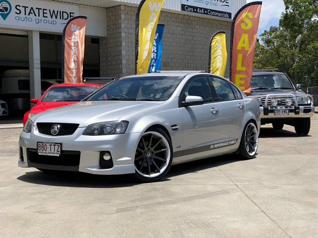 Used Holden Commodore VE II MY12 Omega, 2011 Holden Commodore VE II MY12 Omega Silver 6 Speed Sports Automatic Sedan