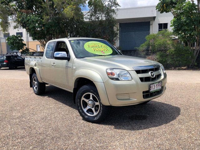 Used Mazda BT-50 UNY0E3 DX+ Freestyle, 2007 Mazda BT-50 UNY0E3 DX+ Freestyle Silver 5 Speed Manual Cab Chassis