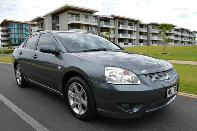 Used Mitsubishi 380 DB Series 2 ES, 2007 Mitsubishi 380 DB Series 2 ES Grey 5 Speed Sports Automatic Sedan