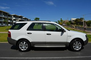 2006 Ford Territory SY SR AWD White 6 Speed Sports Automatic Wagon.