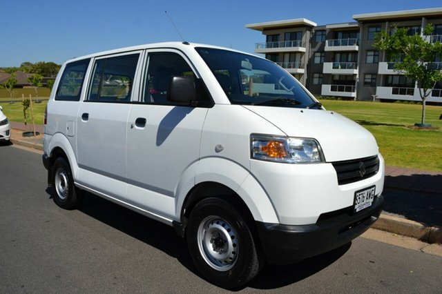 Used Suzuki APV  , 2013 Suzuki APV White 5 Speed Manual Van