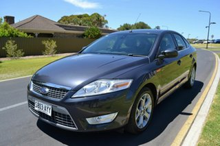 2010 Ford Mondeo MB Zetec Tdci Grey 6 Speed Sports Automatic Hatchback