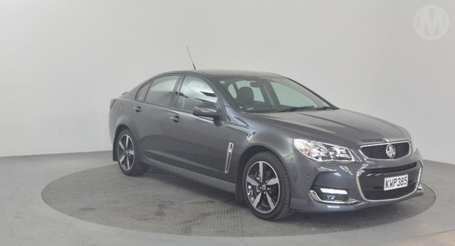 Used Holden Commodore  , 2017 Holden Commodore VF2 SV6 Grey 6spd Tiptronic Sedan