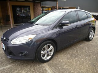 2014 Ford Focus LW MKII Trend Grey 5 Speed Manual Hatchback