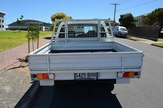 2001 Holden Rodeo TF MY02 LX Crew Cab 4x2 White 5 Speed Manual Utility