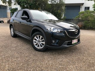2014 Mazda CX-5 KE1071 MY14 Maxx SKYACTIV-Drive Sport Black 6 Speed Sports Automatic Wagon.