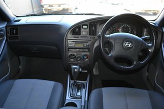 2005 Hyundai Elantra XD MY05 FX Silver 4 Speed Automatic Hatchback