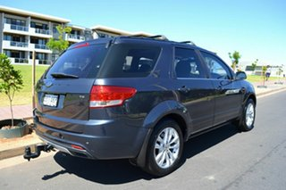 2011 Ford Territory SZ TS Seq Sport Shift Grey 6 Speed Sports Automatic Wagon.