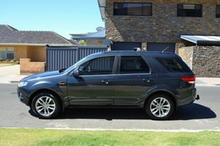 2011 Ford Territory SZ TS Seq Sport Shift Grey 6 Speed Sports Automatic Wagon