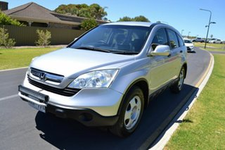 2007 Honda CR-V RE MY2007 Sport 4WD Silver 6 Speed Manual Wagon