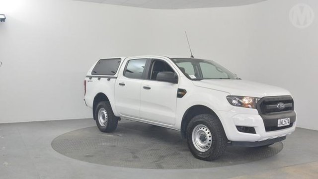 Used Ford Ranger XL , 2015 Ford Ranger XL White 6 Speed 5spd Tiptronic Dual Cab Utility
