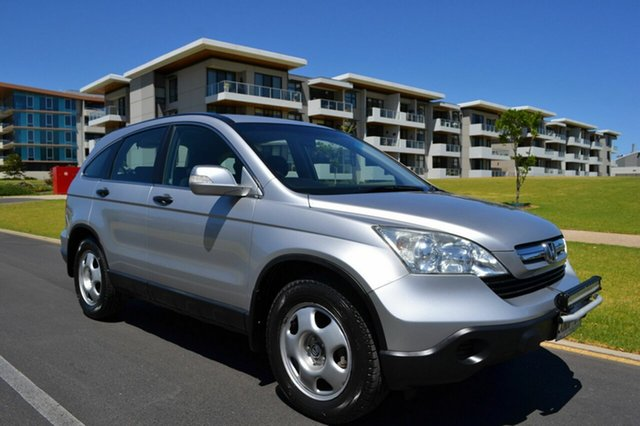 Used Honda CR-V RE MY2007 Sport 4WD, 2007 Honda CR-V RE MY2007 Sport 4WD Silver 6 Speed Manual Wagon