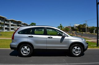 2007 Honda CR-V RE MY2007 Sport 4WD Silver 6 Speed Manual Wagon.