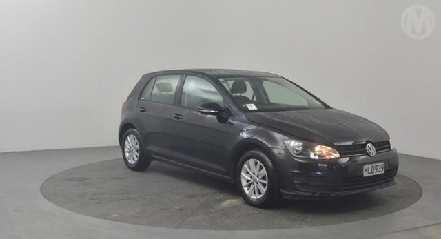Used Volkswagen Golf  , 2014 Volkswagen Golf TSI Black 7 Speed Automatic Hatchback